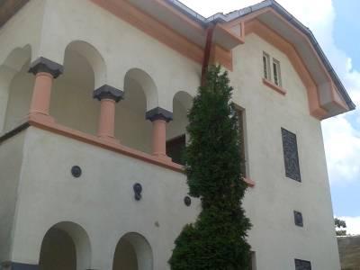 Casa situata pe strada Paltinis
