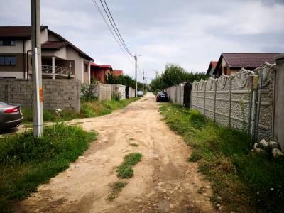 Teren intravilan,Aleea Carpenului, zona Bordei