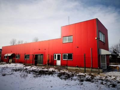 Hala industriala, Pielesti, Dolj