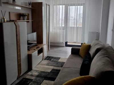 Apartament cu 2 camere, bloc nou, strada Toporasi