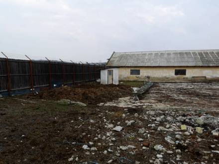 Proprietate industriala, hala, 30 km de Craiova
